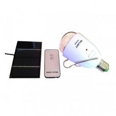 Bec economic cu incarcare solara si telecomanda GD-Light 5005