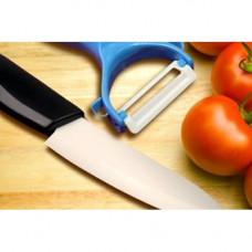 Cutit ceramic si dispozitiv pentru cojire