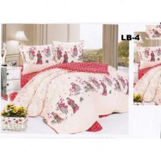 Lenjerie din bumbac pentru pat